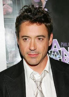 Robert Downey Jr-SHERLOCK HOLMES Movie Stars