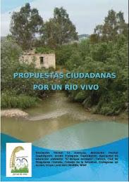 Propuestas Ciudadanas por un  Río Vivo