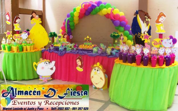 Decoracion de fiesta tattoo pictures to pin on pinterest for Decoraciones para fiestas