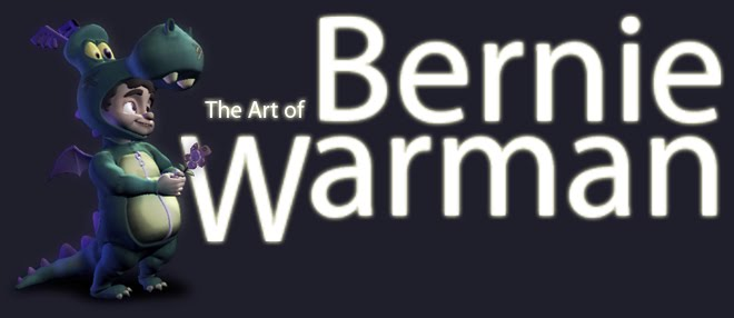 Bernie Warman