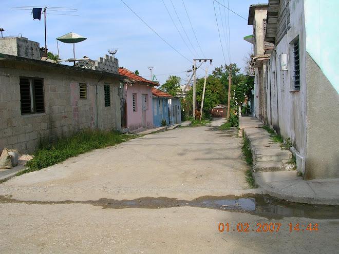 ave 69 y calle 124 antigua Delicias o cayejon