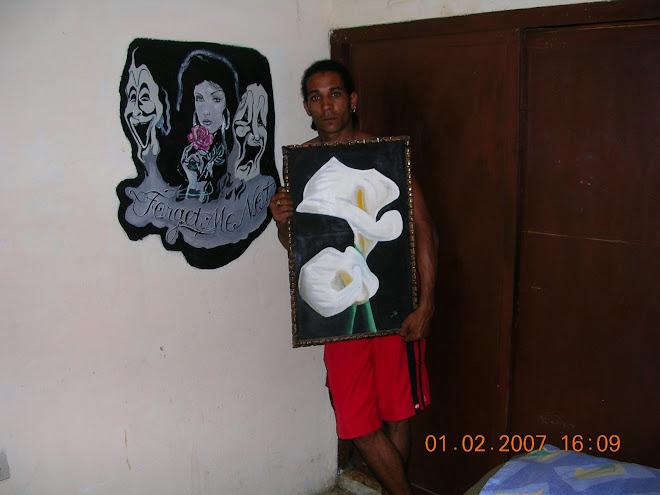 Pinturas de Javier Arias