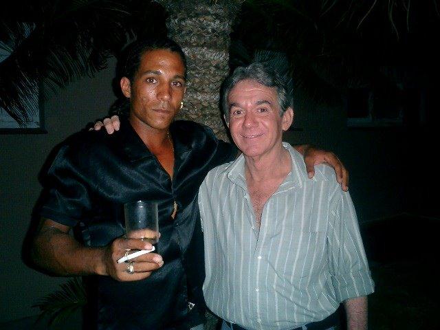 Javier y Tony