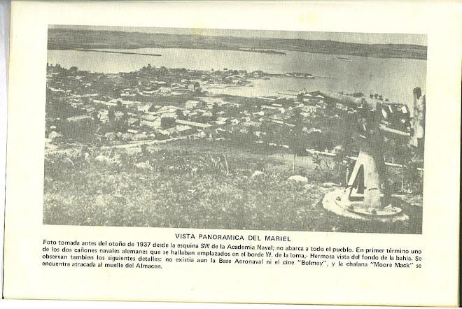 Vista desde Academia Naval