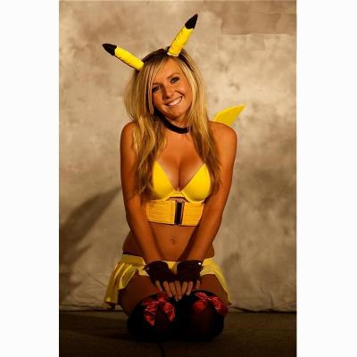 Cosplays Sexys +17 Pikachu_cosplay_sexy
