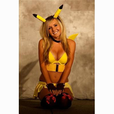 [JUEGO] color cosplay: Epic win o Epic Fail Pikachu_cosplay_sexy