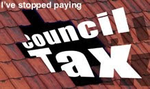 I Do Not Consent to Paying Council Tax