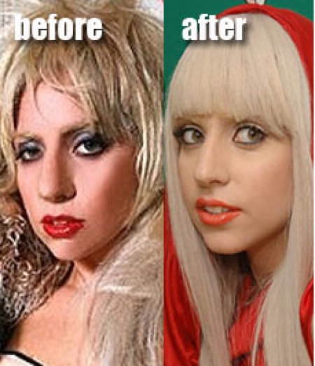 lady gaga images without makeup