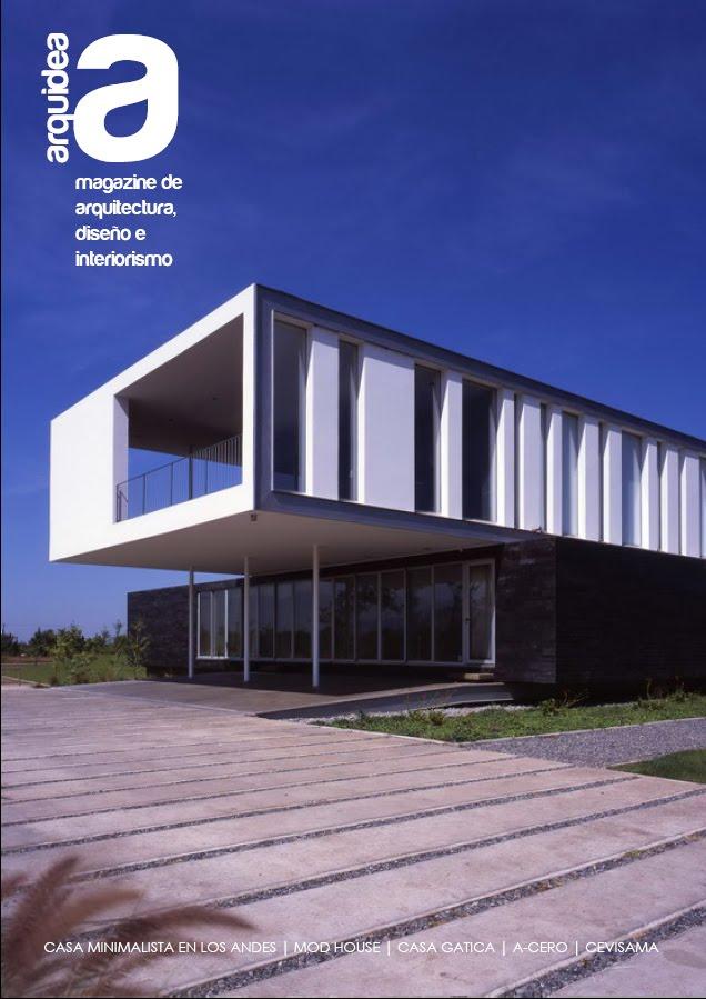 Revista arquidea aib architecture for Revistas de arquitectura online