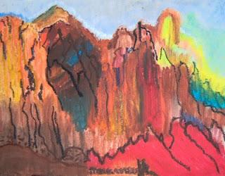 faqs sur l'art du pastel: pastel à l'huile : technique mixte - Avec Quoi Diluer La Peinture A L Huile