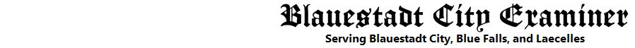 Blauestadt City Examiner