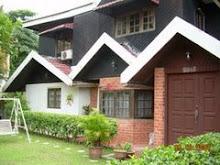Rumah kami di Gombak | Our house in Gombak