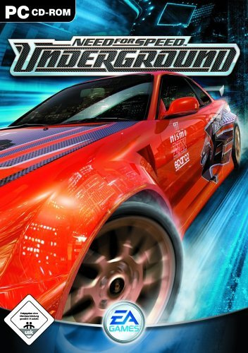 Need For Speed Underground 1 PC Full Español
