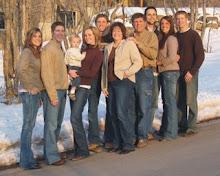 Hanson Family December 2007