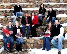 Hanson Family December 2009