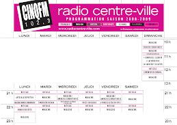 Radio desde Montreal