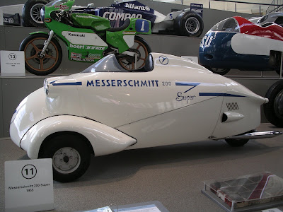 Mercedes Benz Markham >> Heinkel Scooter Project: Deutsche Museum, Munich