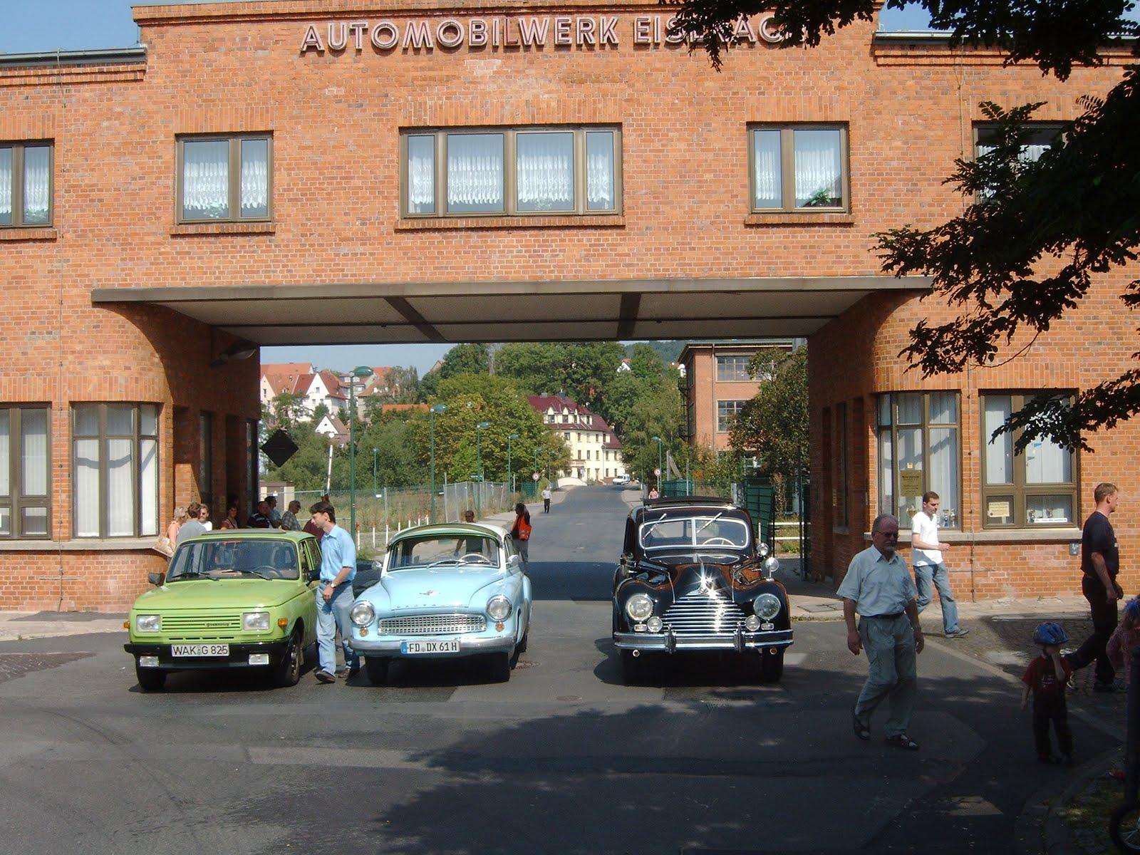 wartburg 353 tourist