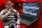 Computador de Raul Reyes
