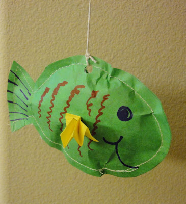 flying fish craft