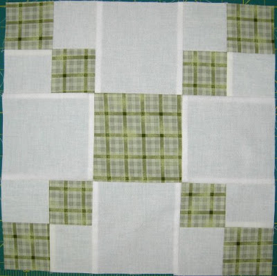 Star Quilt Along setting block