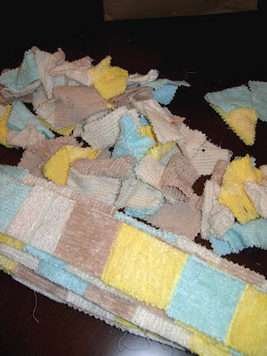 chenille strips