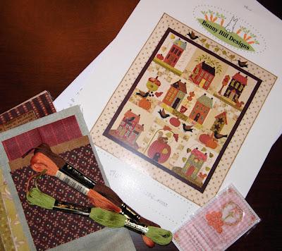 Autumn Houses kit 1