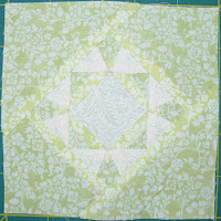 Jane Stickle quilt block C-8