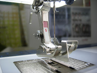 Bernina number 5 foot