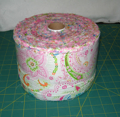 big roll o' fabric
