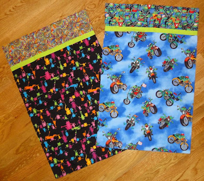 more frog pillowcases