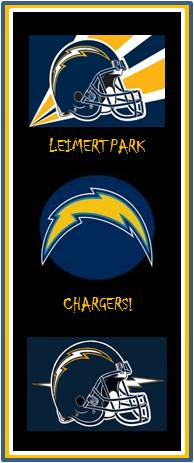We are the Chargers...
