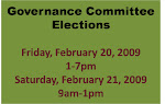 Governance Committe Elections