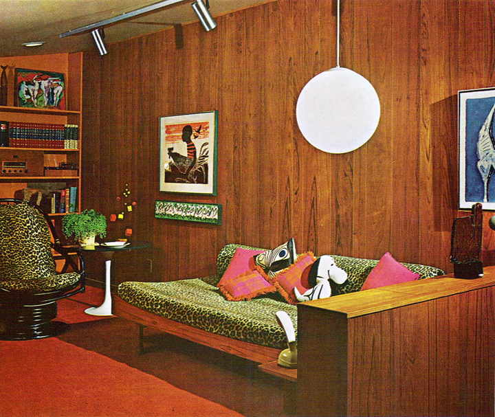 Mid centuria art design and decor from the mid century for Encyclopedia of home designs