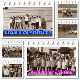 Escuela de Triatlón/Atletismo
