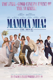 Mamma Mia! The feel-good event of this summer.