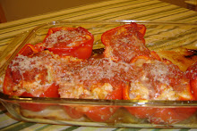 SCD Stuffed Peppers