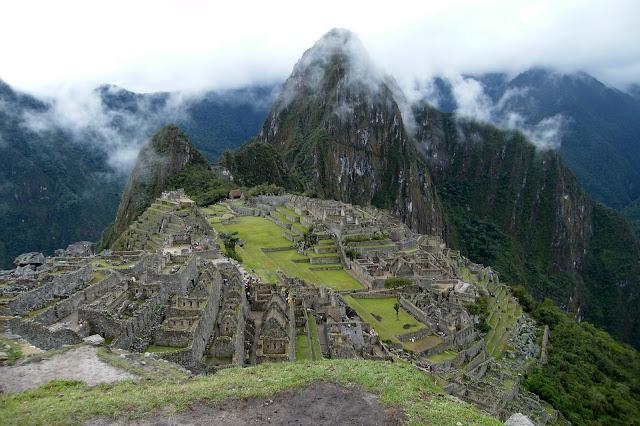 Mysterious Macchu Picchu