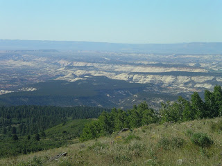 Burr Trail View