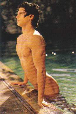 naked Garrett Neff