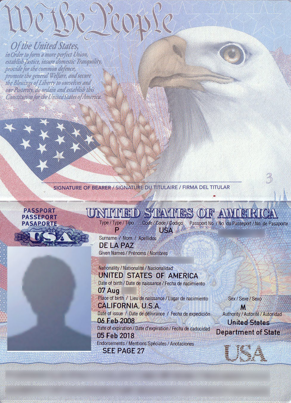 us passport card template | goseqh.tk