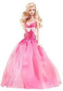 I am barbie girl (: