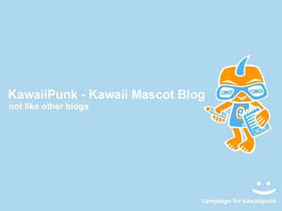 Campaign poster for KawaiiPunk!