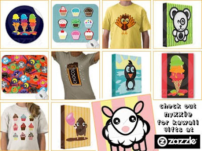 Designs by Nyxxie at Zazzle