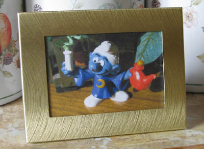 Photograph of Smurf!