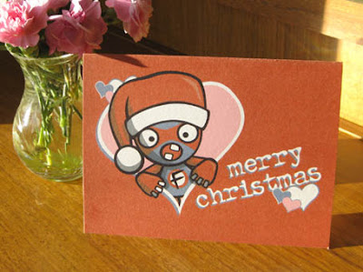 Freaky Christmas Card