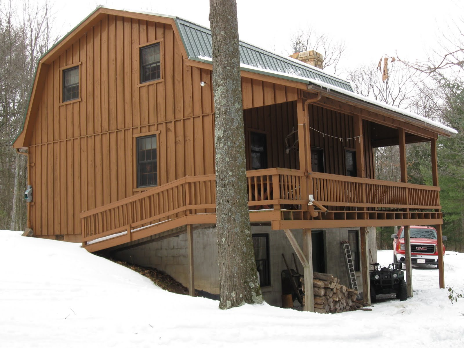 Hemlock Springs Camp Cabin And Land For Sale 154 900