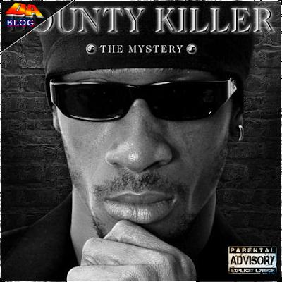 Bounty Killa The Mystery Ghetto+dictionayy+the+mystery-Cover