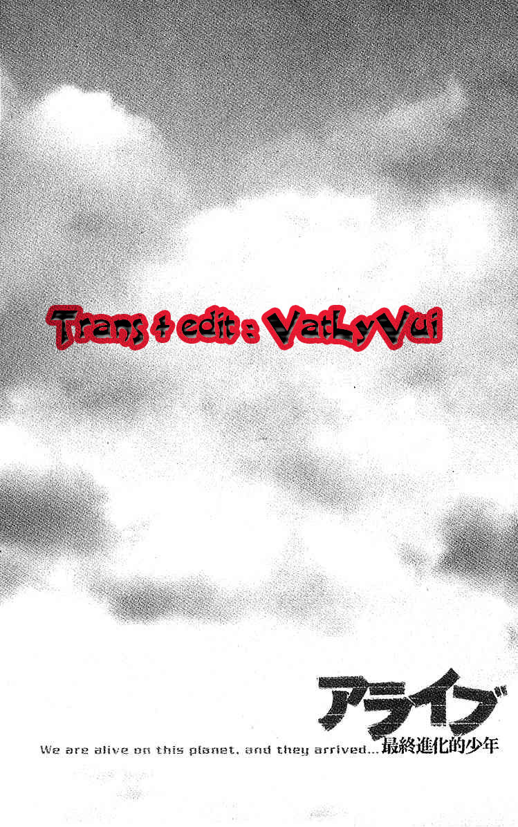 Alive - The Final Evolution chap 9 - Trang 1