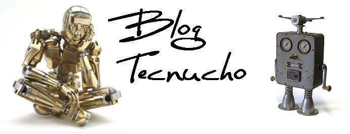 Yo soy lucho el que hizo el blog tecnucho